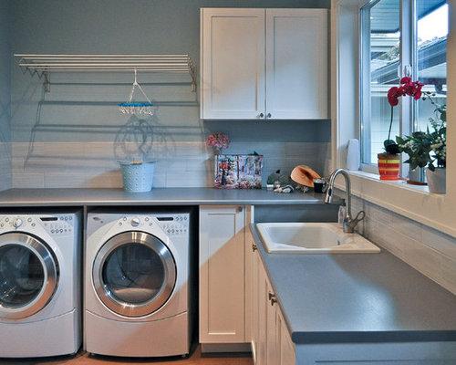 Contemporary Laundry Room Design Ideas Renovations amp Photos