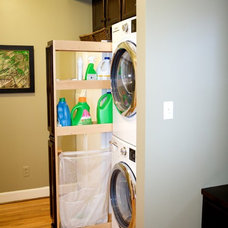 Traditional Laundry Room by Designs by Lee Welden