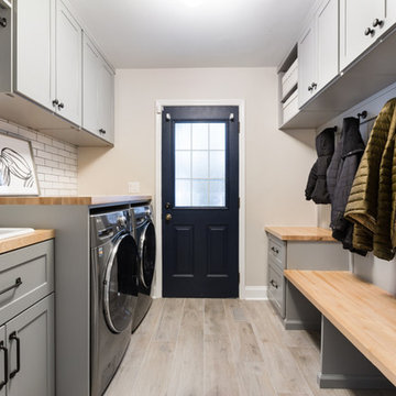 Mudroom with a Purpose