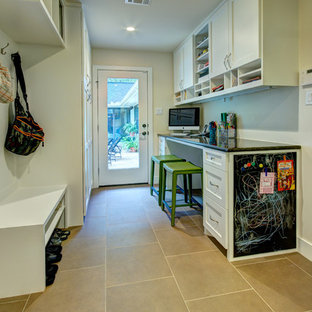 Multi-purpose Laundry Room After
