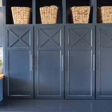My Houzz: Color and Pattern Play Well in a Missouri Family Home