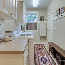 Traditional Laundry Room My Houzz