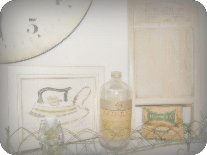 Eclectic Laundry Room by mylovelylittlelulu
