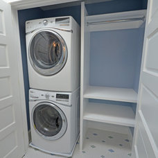 Laundry Room by FitzHarris Designs