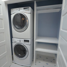 Traditional Laundry Room by D.W. Dively Construction Services