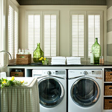 Basement laundry redo