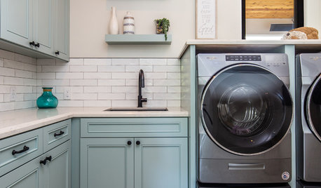 New This Week: 5 Laundry Room Ideas to Perk Up Your Space