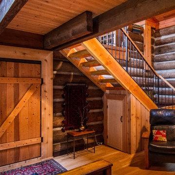 Newberg Log Cabin