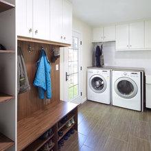 Laundry Closet Redo