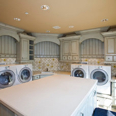 Traditional Laundry Room by The WhiteHouse Collection