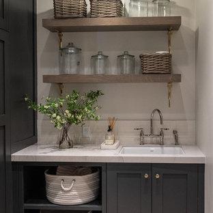 Idéer för att renovera en vintage tvättstuga