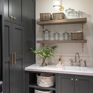Idéer för en klassisk tvättstuga