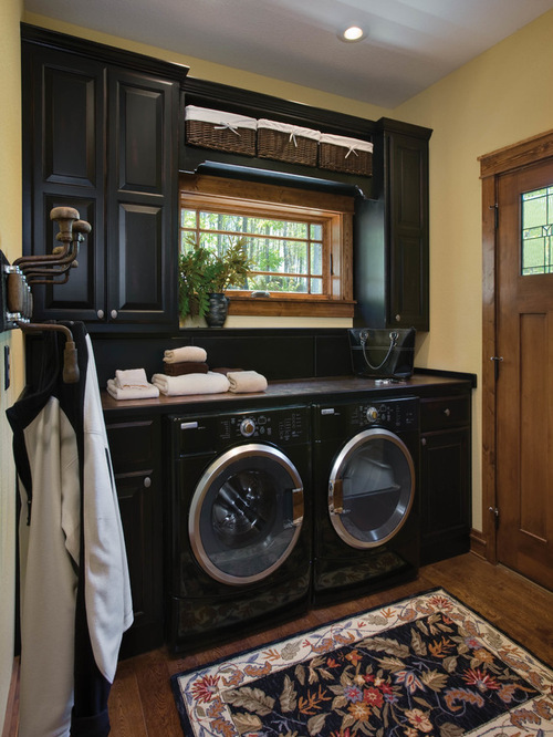 High Quality 528 Shelf With Hooks Laundry Room Design Ideas Remodel Pictures