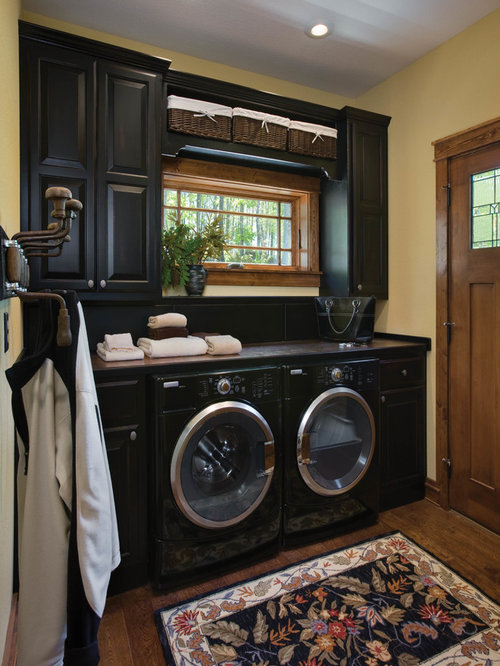 Rustic Laundry Room Design Ideas, Remodels & Photos