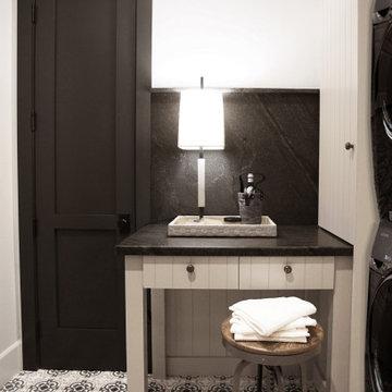 Northern California Style - Laundry Room www.hryanstudio.com