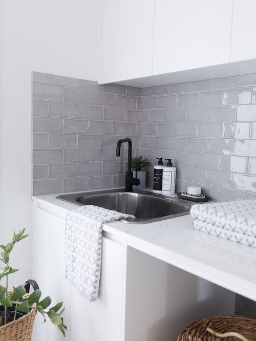 75 Canberra - Queanbeyan Laundry Room Design Ideas - Stylish ...