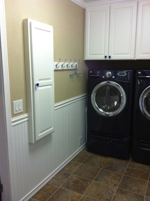 Laundry Room Design Small Ironing Boards