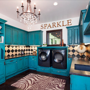 Not Your Everyday Laundry Room