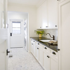 Laundry Room by Chelsea Construction Corporation