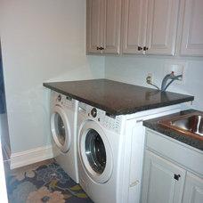 Traditional Laundry Room OConnor