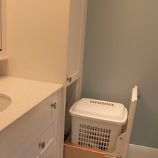 Traditional Laundry Room by Covenant Construction