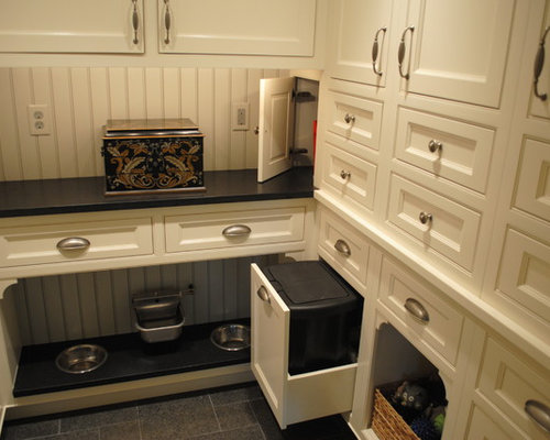 Dog Food Container Design Ideas  Remodel Pictures  Houzz