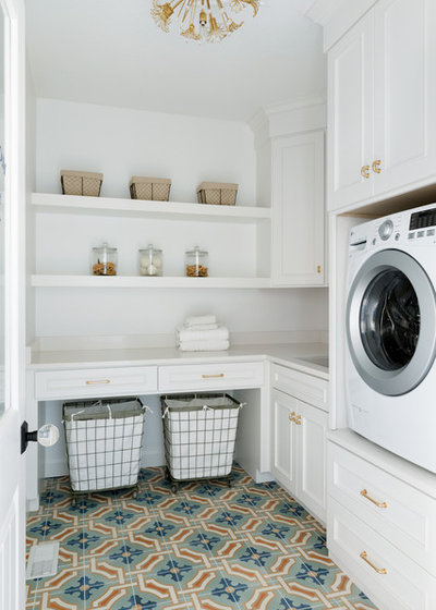 Trending Now Ideas From the Most Popular New Laundry Rooms
