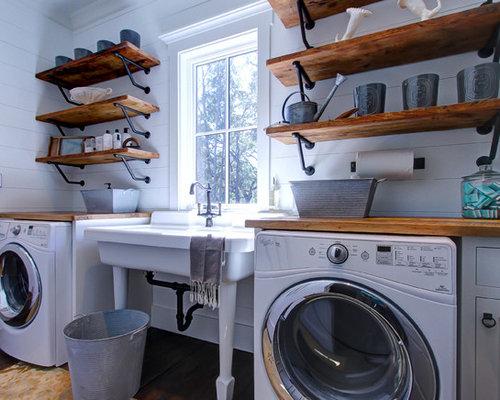 Farmhouse Laundry Room Design Ideas Remodels Amp Photos