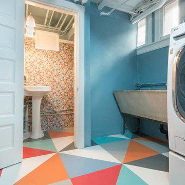 Park Hill Laundry Room