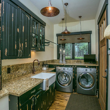 Parks Laundry Room