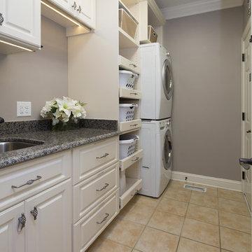 Pinehurst - Laundry Room