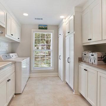 Pollard Estates Home Retrofitted for Budding Family