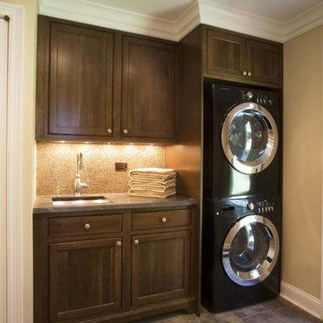 Pound Ridge, Laundry Room