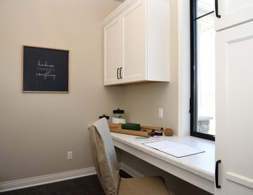 Preston Model - Laundry Room Desk