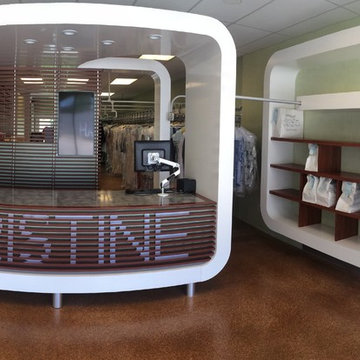 Pristine Fine Dry Cleaning