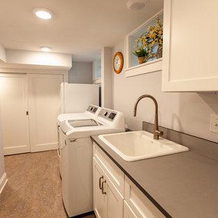 Project 2867-2 Longfellow Minneapolis Basement Remodel + Laundry + Storage