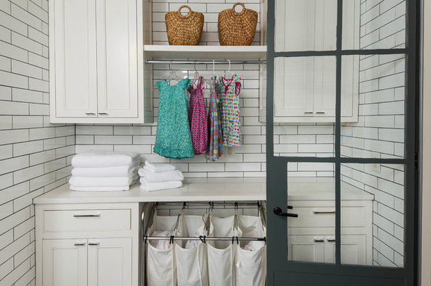 Modern Utility Room by Austin and Co. Architecture and Design