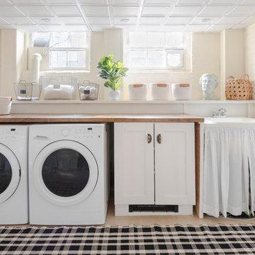 Providence Laundry Room