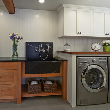 Queen Anne Laundry