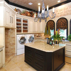 Traditional Laundry Room by Raedean/So Nice To Come Home To