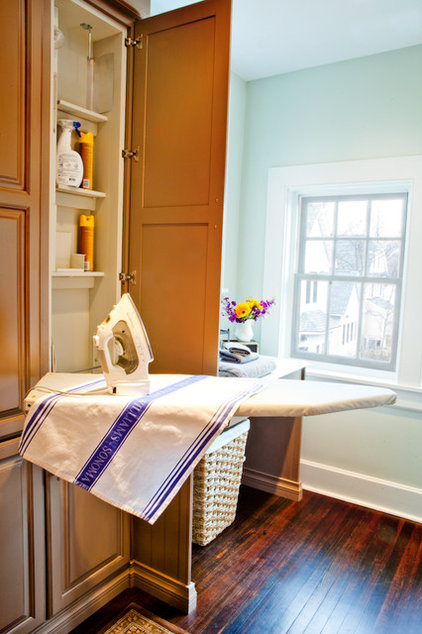 Traditional Laundry Room by Karr Bick Kitchen and Bath
