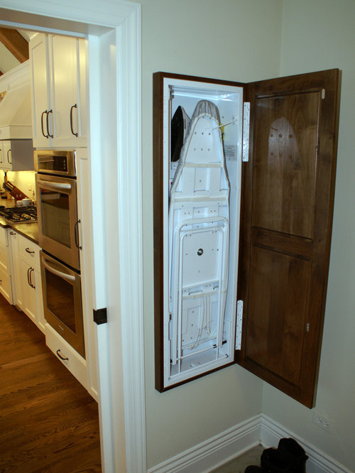 Hidden Ironing Board | Houzz