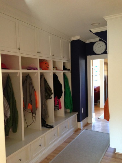 Traditional Laundry Room by Stohlman & Kilner Remodeling Contractors