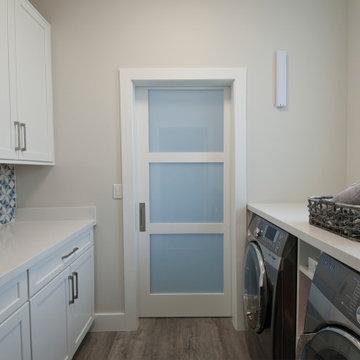 Renovation Magic - Laundry Room