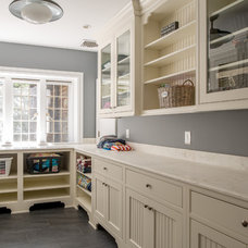 Traditional Laundry Room by Period Architecture Ltd.