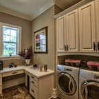 Aristokraft Cabinetry Traditional Laundry Room