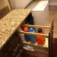 Traditional Laundry Room by My Signature Living