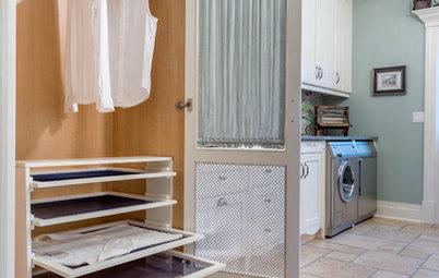 梅雨時の洗濯も快適に!ランドリールームの作り方記事まとめ