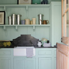 Mediterranean Laundry Room Room of the Day: Southern Living Idea House laundry room