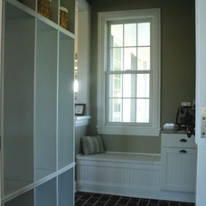 Traditional Laundry Room by CL Design-Build, Inc.
